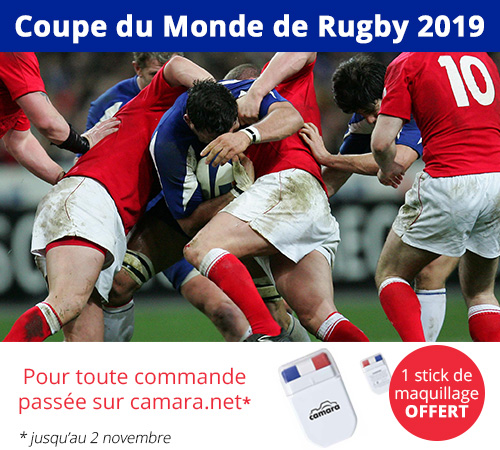 CDM Rugby - Stick Maquillage