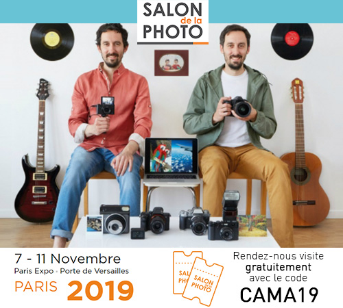 SALON PHOTO 2019