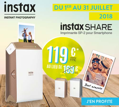 INSTAX SHARE PROMO