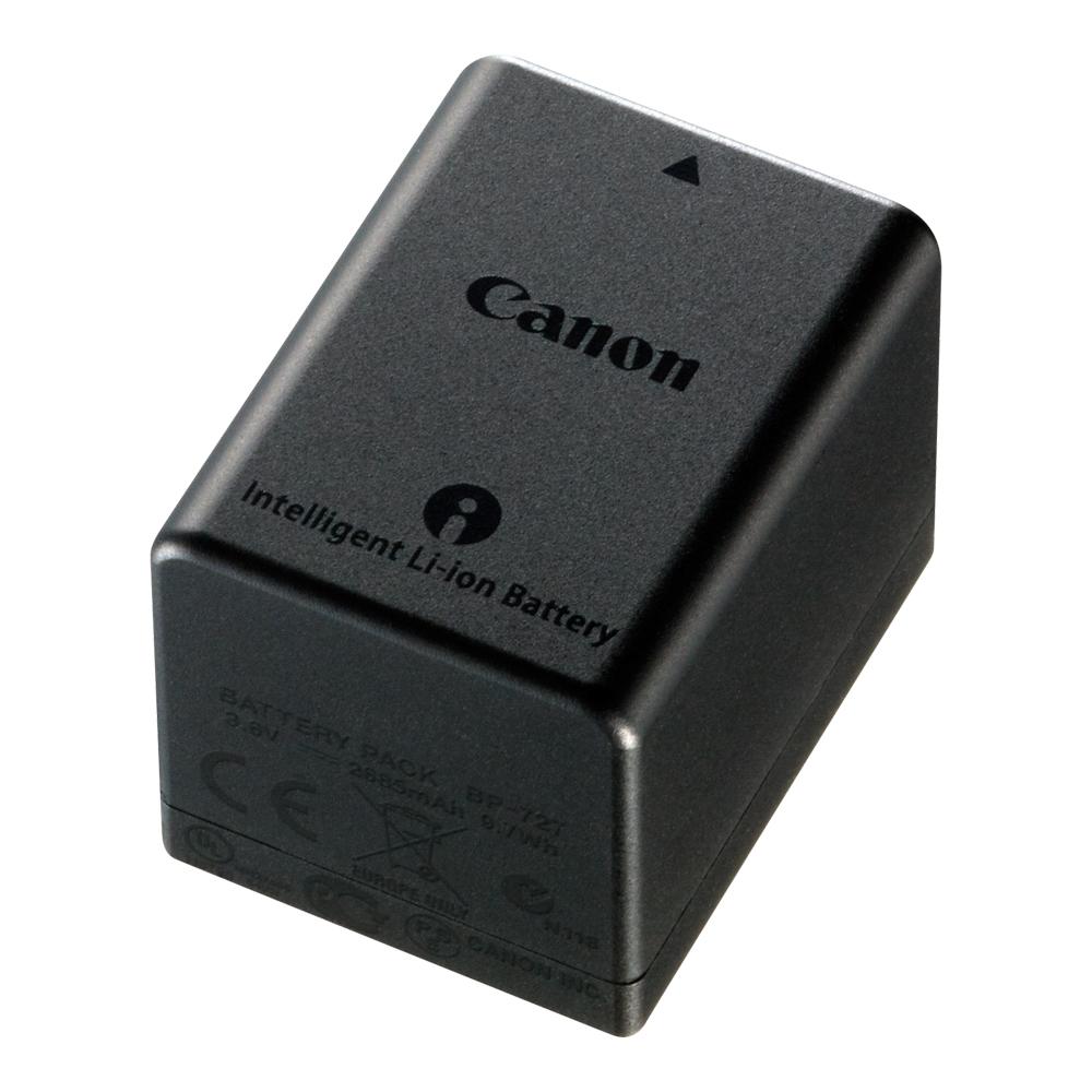 canon batterie bp 727 pour hfm52 56 506 hfr38 36 306. Black Bedroom Furniture Sets. Home Design Ideas