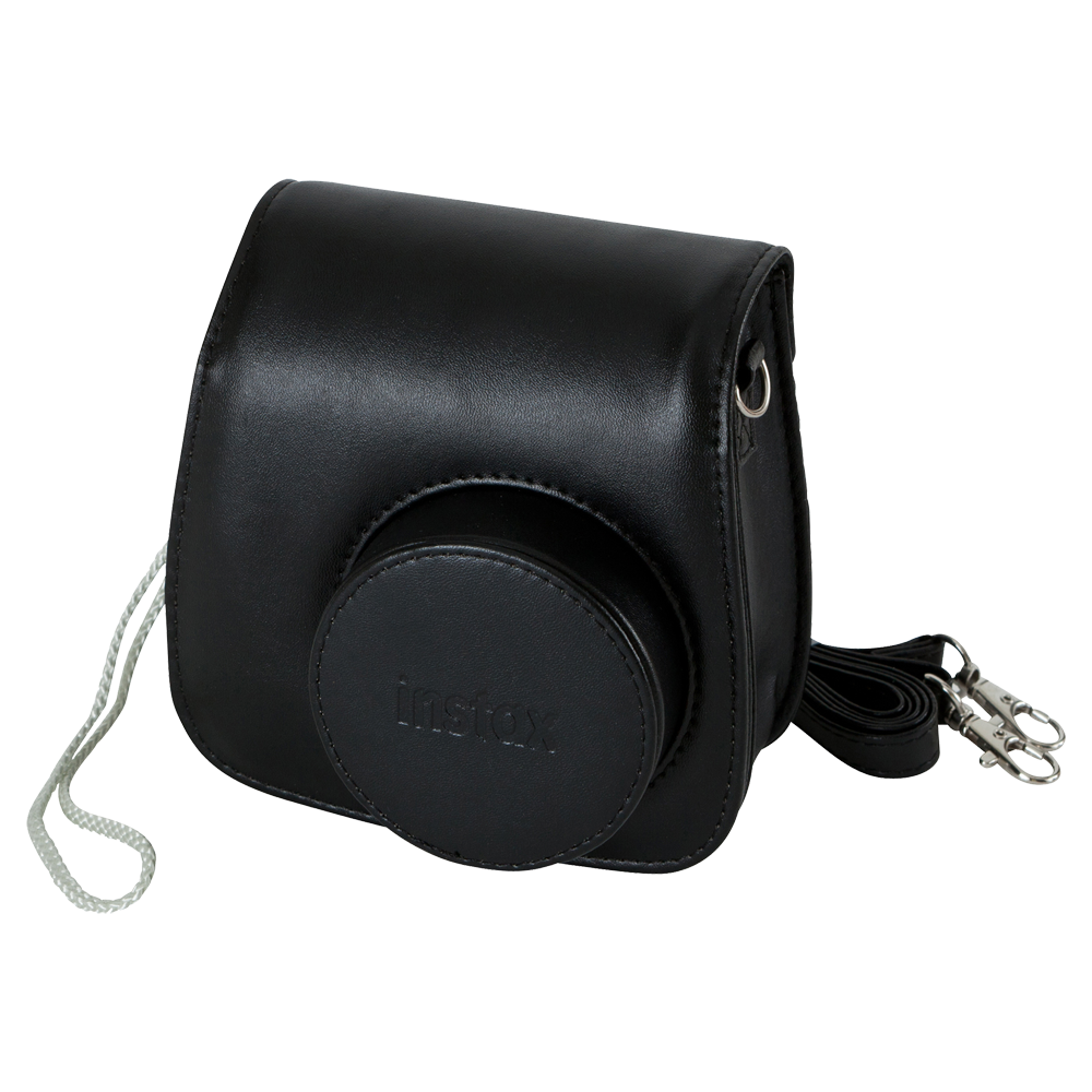 Fujifilm housse instax mini 8 9 noire for Housse instax mini