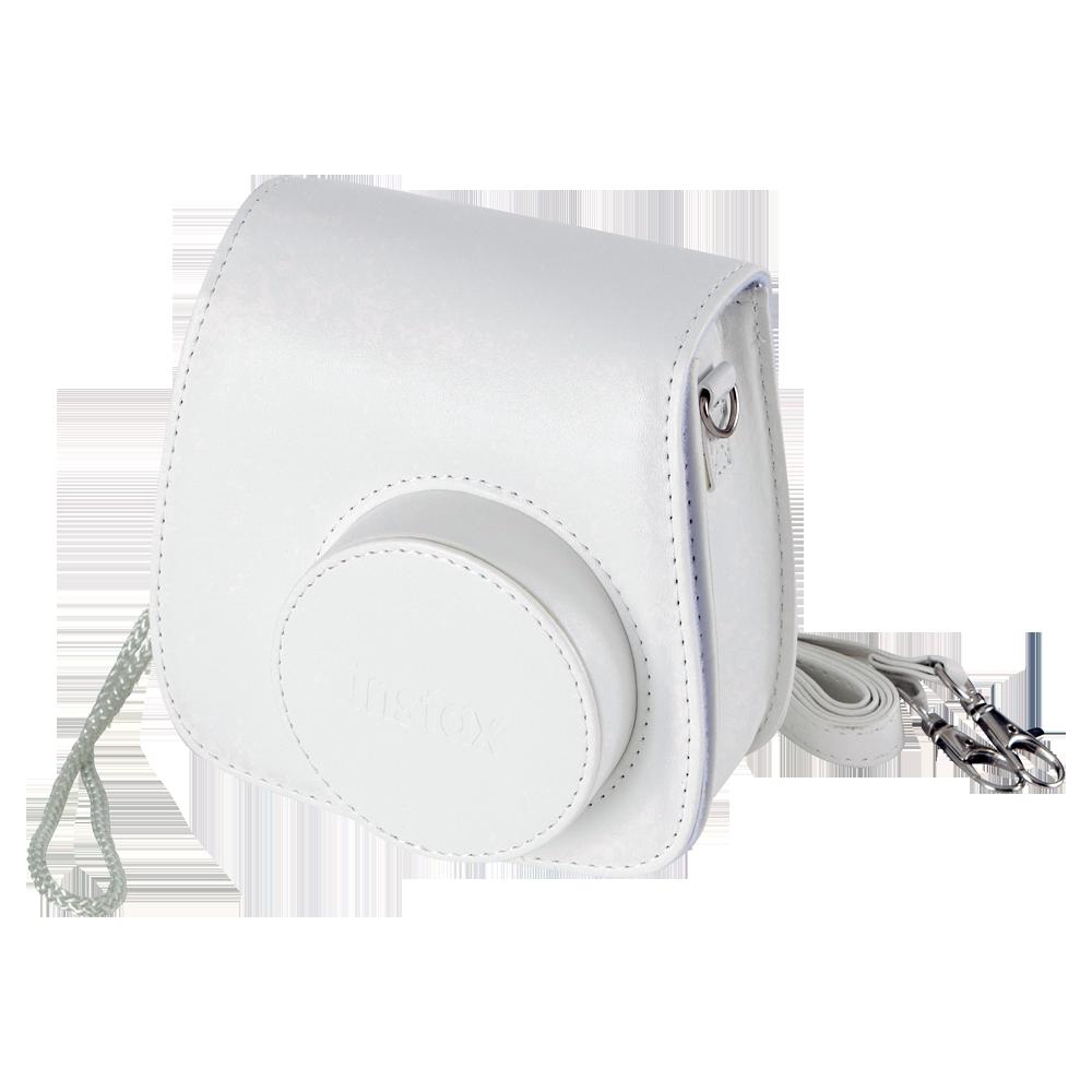 Fujifilm housse instax mini 8 9 blanche for Housse instax mini 9