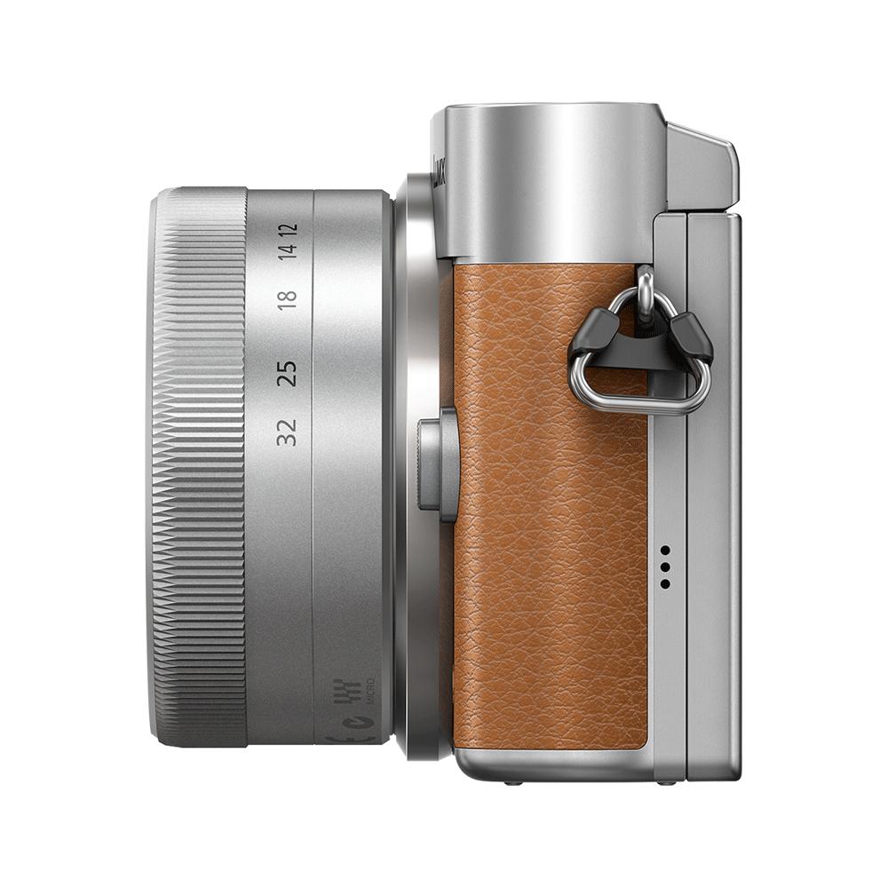 Jual Panasonic Lumix Dmc Gf9 Kit 12 32mm Brown Terbaru 2018 Dc G Vario F 35 56 Orange Gx800 Chocolat 32 Mm