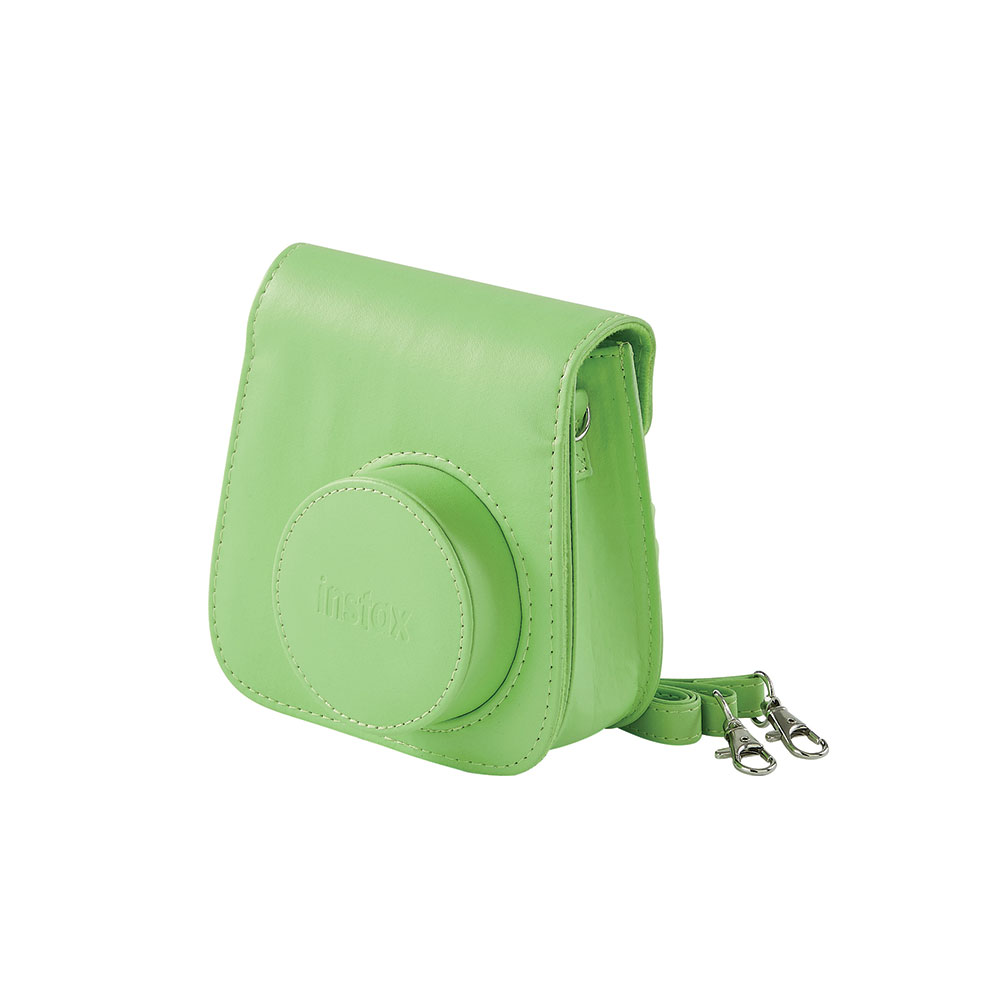 Fujifilm housse instax mini 9 vert citron for Housse instax mini 9