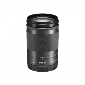 ef-m-18-150mm-f3-5-6-3-is-stm-bk-slant-with-cap