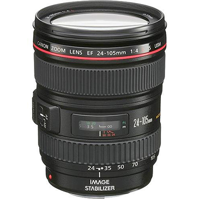 Canon EF 24-105 mm f/4.0 L IS USM